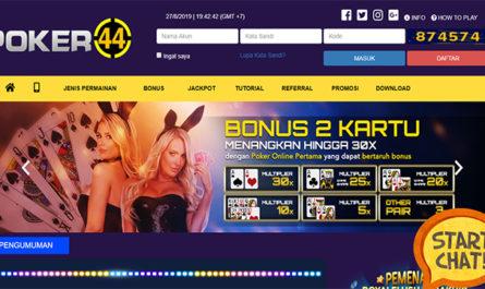 Situs Poker Online Terpopuler di Indonesia