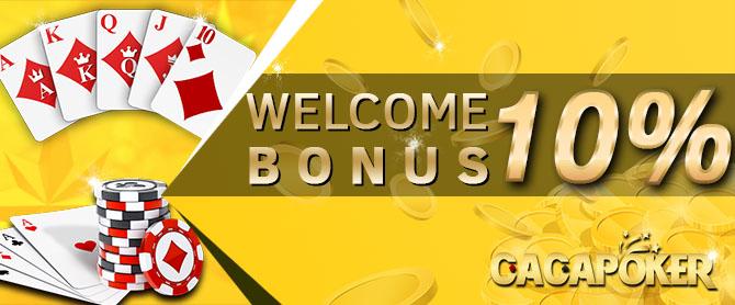 Bonus Situs Poker Online Terpercaya